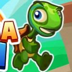 Черепаха: Мега прорыв
