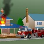 Супер пожарный