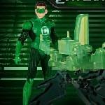 Сражение с Зеленым Фонарем