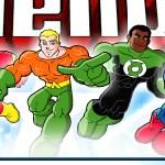 Зелёный фонарь: Друзья по комиксам
