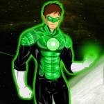 Зелёный фонарь: Одевалка