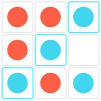 Цветные крестики-нолики