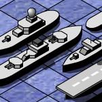 Морской бой — Генеральские казармы 2