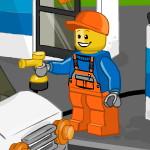 Лего заправщик