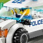 Пазл полицейский лего