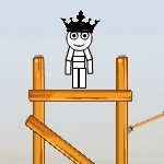 Сбей короля