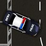 Парковка полицейской машины 911