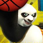 Баскетбол против Кунг Фу Панды