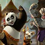 Найди отличия Кунг-фу Панда