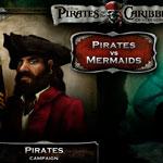 Пираты Карибского моря против русалок
