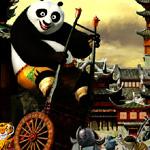 Поиск предметов с Кунг-фу пандой
