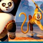 Поиск отличий панды с друзьями