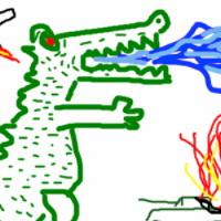 Крокодил онлайн — Рисуй и <i>игры угадывать что рисуют онлайн</i> угадывай (Drawpico)