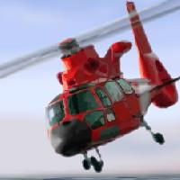 Вертолет спасатель