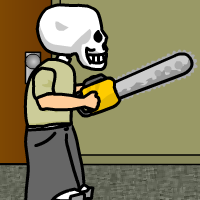 Skull Kid с читами