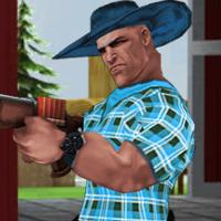 Перестрелка на ферме