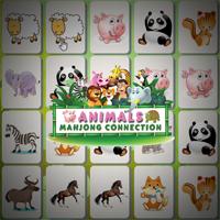 Маджонг Животные