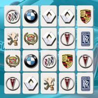 Маджонг Логотипы авто