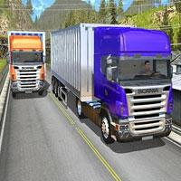 Симулятор грузовика