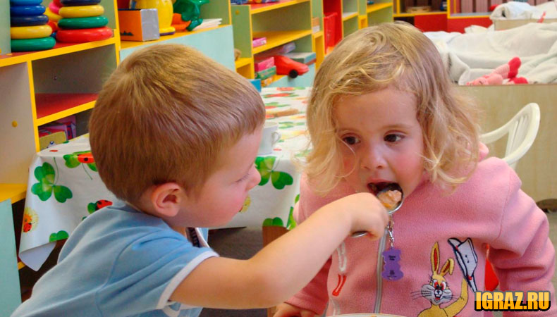Игры для Детей 3-4 лет