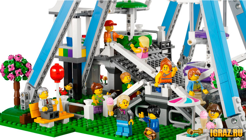 Игры Лего