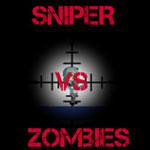 Снайпер против зомби