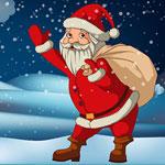 Пазлы с Дедом Морозом