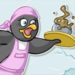 Пингвин официант