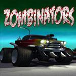 Джип против зомби
