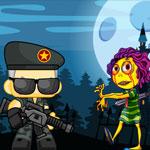 Чувак против зомби
