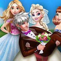 Создаем свадебную фотографию