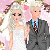 Свадьба Холодное сердце