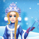 Приключения Снегурочки