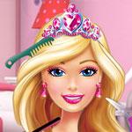 Прическа Барби