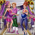 Барби готовится к свадьбе