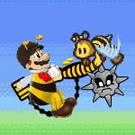 Марио против пчел