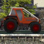 Симулятор трактора