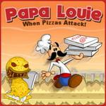 Папа Луи 1 — Атака пиццы