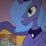 Пони Игра На Хрустальных Стаканах