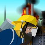 Симулятор пожарника