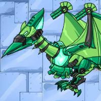 Робот Птерозавр