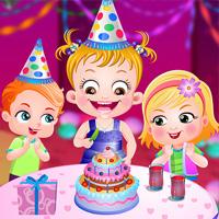 День Рождения девочки