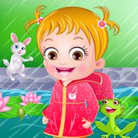 Малышка Хейзел Первый Дождь