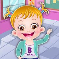 Малышка Хейзел День Дружбы