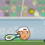 Спортивные головы — Теннис