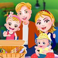 Малышка Хейзел Семейный Пикник