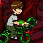 Бен 10 и велосипед будущего