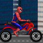Городские гонки на мотоцикле
