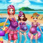 Летний отдых для беременных