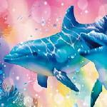Поиск цифр с дельфинами